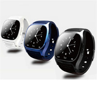 Wholesale Fitness Mic - M26 Wearable Smartwatch with Mic HD Camera Bluetooth Android Watch for Samsung HTC LG Sony Smart Watch