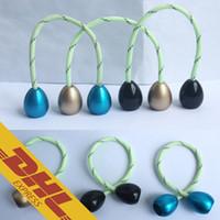 Wholesale Fluorescent Beads - Machined Begleri Fidget Beads 3 Color Thumb Chucks Aluminum Alloy EDC Glow in Dark Fluorescent light ADHD Anti Stress Novelty Toys