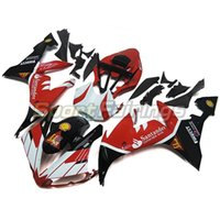 Wholesale Motorcycle Cowl Yamaha - Injection Fairings For Yamaha YZF R1 04 05 06 YZF-R1 2004 - 2006 ABS Motorcycle Kit Cowls SANTANDER SIKA Red White Black New