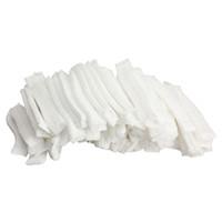 Wholesale Disposable Hair Shower Cap - Wholesale- 100PCS Disposable Hair Shower Cap Non Woven Pleated Anti Dust Hat Set White