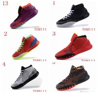 Wholesale Cheap Prices Shoes - NKyrie 1 Irving Cheap men basketball shoes outdoor sneaker high quality men sports shoes on sale discount prices trainer free shipping