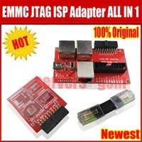 Wholesale Riff Jtag - Newest Original JTAG ISP Adapter ALL IN 1 For RIFF EASY JTAG SAM PRO JTAG MEDUSA EMMC E-MATE BOX ATF BOX Free shipping