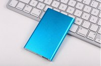 Wholesale Tablet Pc Mobile Phone Price - lowest price Wholesale Ultra thin slim powerbank 8800mah xiaomi power bank for mobile phone Tablet PC External battery