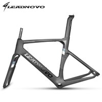 Wholesale Bicycles Frames - New Design ! Leadnovo Concept T1000 Toary Carbon Road Bike Frame carbono Racing Bicycle Frames glossy matte UD Bike Frameset XXS XS S M L XL