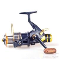 Wholesale Bait Runner Reels - Wholesale Bait Runner Reel Free Carp Spinning Reels SW Series 5.2:1 Metal Fishing Reel Free Shipping