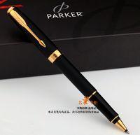 Wholesale Office City - Free Shipping- High Quality Best Design Parker City Baozhu Pen Parker Signature Pen Scrub Roller Ball Pen School Office Suppliers