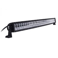 42 pouces 240W Super Bright LED Offroad Light Bar Curved LED Work Light Bar Spot Flood Combo Beam Truck Ford 4x4 ATV Lampe 10-30V 40