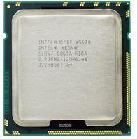 Wholesale Xeon Lga1366 - X5670 Original Intel Xeon X5670 Processor 2.93GHz LGA1366 12MB L3 Cache Six Core server CPU