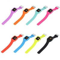 Wholesale Cover Case Silicone S2 - sport silicone watch Band For apple watch S1 S2 38mm 42mm smart watch Straps silicone cover case environmentally material GSZ275