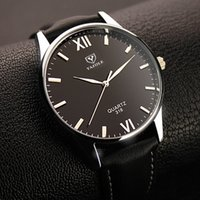 Wholesale Women Watches Style - Classic 2017 New Fashion Simple Style Top Famous Luxury brand quartz watch Men Women casual Leather watches hot Clock Reloj mujeres