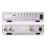 Wholesale Color Video Quad Splitter - 2CH CCTV Video Quad Splitter Video Audio Color Processor
