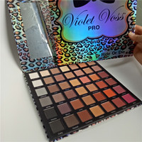 Wholesale best selling eyeshadow price resale online - 2017 Hot Selling Violet Voss Ride colors eyeshadow long lasting eye shadow good price with best quality free dhl