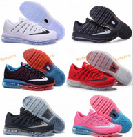 Wholesale Cheap Soccer Knits - 2017 High Quality Mesh Knit Airlis Sportswear Men Women Maxes 2016 Running Shoes Cheap Sports Maxes Trainer Sneakers free shipping