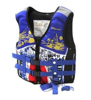 Wholesale Swim Jacket Safety - Manner Life Vest for Kids Children Life Jacket for Swimming Kayak Life Vest Jackets Boy & Girl Water Sports Safety Equipment