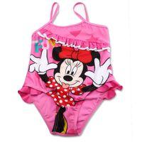 Wholesale Child Bikinis For Sale - FINAL SALE!!! One piece Children Swimwear Mouse design Gilrs swimsuit kids swimwear swimsuit for girl SW094-CGR3