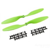 Wholesale Engine Propeller - bidbus 1045 Propeller 10in 10x4.5 CW CCW For Quadcopter And Multirotor propeller 15x8 propeller engine