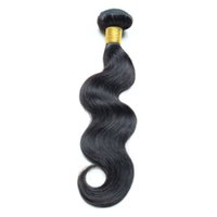 CHEAP cheveux humains brésiliens 5pcs / lot cheveux vierges 8A Weaves Body Wave Straight Loose Wave Deep Curly great lengths hair extensions