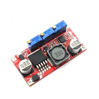 Wholesale Power Led Driver Ic - LM2596 DC-DC Step-down Adjustable CC CV Power Supply Module Converter LED driver