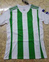 Wholesale Price Real - Wholesale prices Thai quality 2017 2018 Real Betis Soccer Jersey JOAQUIN VAN DER VAART RUBEN CASTRO 17 18 Football Shirts Camiseta futbl