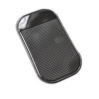 хорошие держатели для телефона оптовых-Анти-скольжения приборной панели автомобиля липкие Pad нескользящей коврик GPS держатель мобильного телефона черный цвет новое прибытие с хорошим качеством