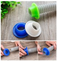 Wholesale Odour Resistant Silicone Sealing Ring Sink Pipe Anti leaking Connector Sewer Prevent Insect Seal Cover