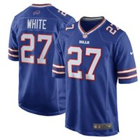 Magliette da calcio Bills Buffalo LeSean McCoy Jim Kelly Tyrod Taylor Tre'Davious Richie Incognito Maglia Thurman Thomas Kyle Williams personalizzata