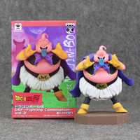 Dragon Ball Majin Buu Pvc Figurines d'action 13Cm Dragon Ball Z Collectible Modèle Toy Doll Figuras Dbz Dragon Ball Majin Buu Pvc