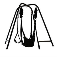 Wholesale Wholesale Adult Furniture - 2018 New Sex Hammockwith Support Frame Elastic Bungee rope sex Swing Adult Products Swing chair Bed sex Furniture Adult Toys for Couple