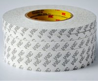 Wholesale Thinnest Double Sided Tape - 3M Double Sided Adhesive Tape-6mmx50M high-temperature ultra-thin