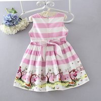 Wholesale Children Wholesale Dress - 2017 hot selling new dress beauty children dresses of party for kids of one to five years costume
