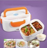 Wholesale 4 Colors Portable Multifunctional Electric Lunch Box Dinner Food Oail Lunch Caddy Food Lunch Box CCA6335