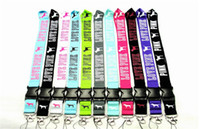 Wholesale New Cell Phone Camera Keys ID Neck Lanyard Strap with keychain lanyards iphone with lanyard clip