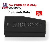 Para FORD 83 G Chip para Handy Baby Hand-held carro chave cópia Auto Key Programmer 10pcs / lot