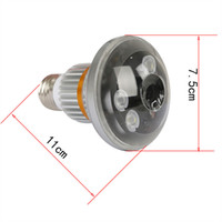 Wholesale Storage Lamps - BC-683 Circular Storage Lamp Mini Bulb Light Camera 120 degree Mini CCTV Camera Home Security Camera AT