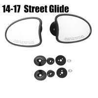 Wholesale Motorcycle mm Inner Fairing Mount Mirrors For Harley Street Glide Tri Glide