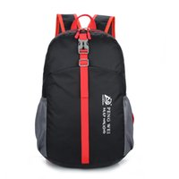 Wholesale Traveling Shoulder Bags - Brand New Duffel Bags Foldable backpack Traveling backpack Mountaineering bag backpack large capacity waterproof shoulder bag (PW507)