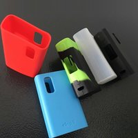 Wholesale Silicon Grip - Egrip II Silicon Case Egrip 2 Skin Bag Colorful Soft Silicone Sleeve Cover Skin fit E Grip V2 OLED Box Mod DHL Free