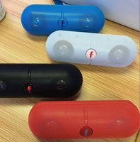 Wholesale Ho Box - 2016 Bluetooth Wireless Speakers Speakers XL Hands-free Speakers Audio MP3 Player with Retail Box portable Wireless Speaker Colorful ho