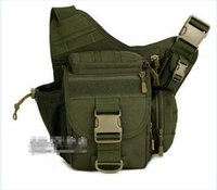 Wholesale Large Slr Camera Bags - Fashion super SLR camera bag outdoor photography shoulder Messenger bag large saddle bag