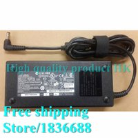 Wholesale Genuine Laptop Adapters - Wholesale- Free19V 6.32A Genuine Adapter for ASUS N53 N53SV N55 N55S N75 N75SF Series Laptop Power Supply Charger