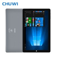 Wholesale Chinese Windows Tablets - Original 10.8 Inch CHUWI Hi10 Plus Dual OS Tablet PC Windows 10 Android 5.1 Intel Cherry Trail Z8350 Quad Core 4GB RAM 64GB ROM