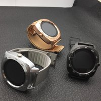 outdoor electronic device - Steel Full Round Electronic Smart Watch X3 S7 Smart Monitor Sleep Tracker Wearable Devices for Apple Androld Iphone Smartwatch