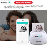 Wholesale MEMOBIRD g Printer Wifi Portable Bluetooth Printing Barcode Wireless Pocket Mini Thermal Printer Wifi Bluetooth Label Photo Printer