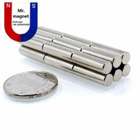 Wholesale neodymium disc magnets 6mm for sale - Group buy 50pcs Hot sale small rice x20 magnet mm for artcraft D6x20mm rare earth magnet mm x mm x20mm neodymium magnets