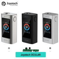 Wholesale View Sales - Sale!! Original Joyetech Ocular 80w box mod 5000mAh Battery Touch Screen Slide to view photos E Cigartte Vape Mod