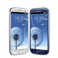 Wholesale Galaxy S Wholesale - Refurbished Samsung Galaxy S III SIII I9300 I9305 I747 T999 I535 Smart Cell Phone 4.8Inch 1080P Screen 8.0MP Android4.4