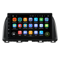 "Wholesale Mazda Cx Gps - Deckless CAPACTIVE 1024X600 HD screen 10.1"" Android 5.1.1 Fit mazda CX-5 ATENZA Car DVD Navigation GPS Radio wifi obd2 player"