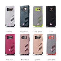 Wholesale Galaxy Note Ballistic - Ballistic Hybrid Armor Hard Plastic+Soft TPU Case For Iphone 8 8g 8th Galaxy Note 8 Note8 Rugged Shockproof Robot Defender Phone Cover Skin