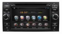 Barato Dvd Bluetooth Ford Foco-Pure Android 4.4 7inch Car DVD Player para Focus / Mondeo / S-max / C-max / Galaxy / Form Fiesta / Fusão / Connect com GPS 3G Wifi Map Radio
