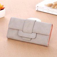 Wholesale Envelope Mini - 2017 new lady wallet Korean version of retro lychee pattern long wallet fashion casual wallet card bag